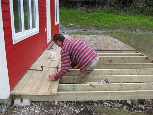 deck-building