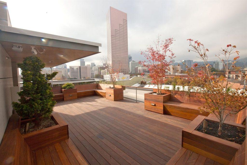 deck rooftop