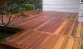 cedar-decking