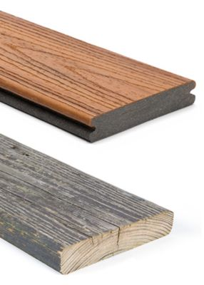 composite or wood