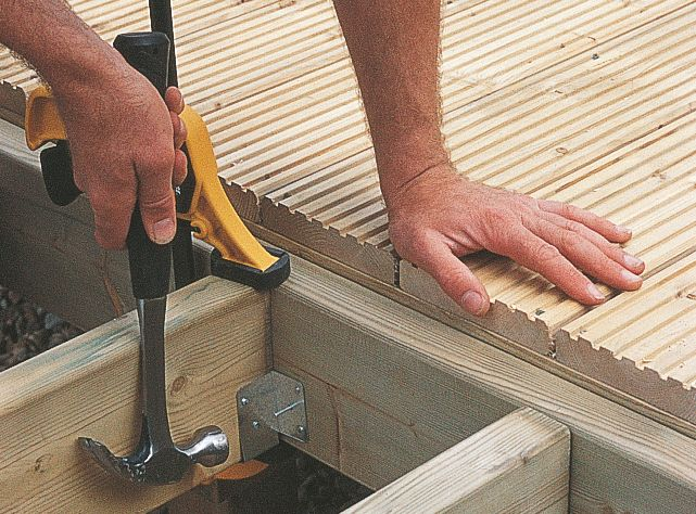 Pre-Fabricated Decks