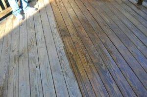 Wood Decks: Stain or Paint?