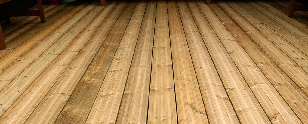 deck sandblasting
