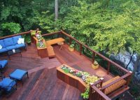 Outdoor Decking: Read Wood or Composite?